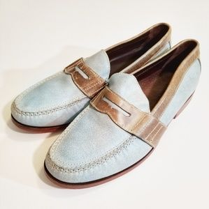 {Cole Haan} Nike Air Monroe Penny Loafers